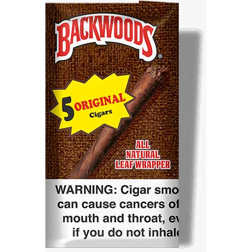 Backwoods Cigars Original 8 5CT