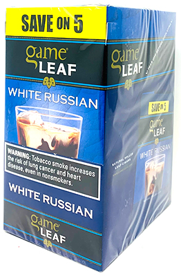 Game Leaf White Russian 8 5pks