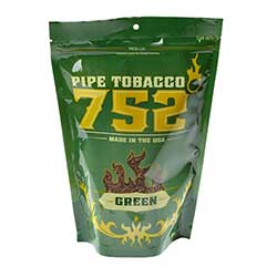 752 Degrees Green 16oz Pipe Tobacco