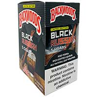 Backwoods Cigars Black Russian 8 5CT