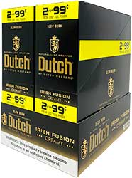 Dutch Cigarillos Irish Fusion