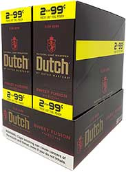 Dutch Cigarillos Sweet Fusion