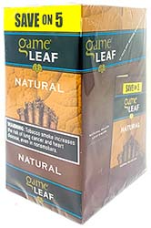 Game Leaf Natural 8 5pks