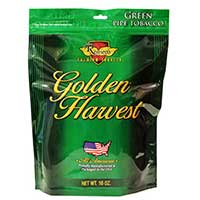Golden Harvest Pipe Tobacco Green 16 oz