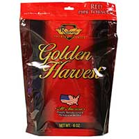 Golden Harvest Pipe Tobacco Red 6 oz