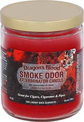 Smoke Odor Exterminator Candle Dragons Blood