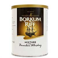 Borkum Riff  Bourbon Whiskey Pipe Tobacco 7oz Can