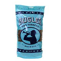 Bugler Pipe Tobacco Blue 4 oz Bag