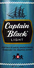 Captain Black Pipe Tobacco Light 6 1.5oz Packs