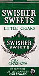 Swisher Sweets Little Cigars Menthol